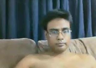 Desi Guy Masterbating