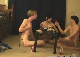 Teen gay boy japan dealings Trace and William