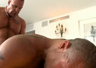 Getting nuisance filled at massage scene 4