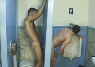 Glory Hole Bodybuilder Fuck