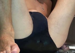 Shower enema encircling pants