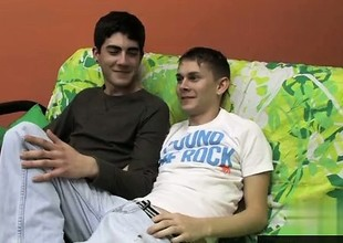 Sexy gay Seth and Rad make a return in this super-hot hot vi