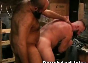 Splendid gay lovemaking instalment with dudes sucking