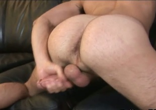 Devin Adams wanking his fine dick