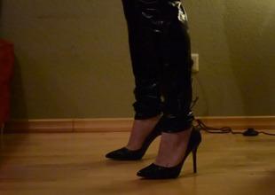 High Heels walk Nr.1 short