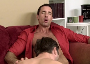 Icon Around to Daddy Fucks Tight Fuckhole