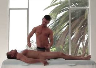 Very hot sexy erection nasty homo dude loves