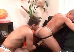 Blue and torrid jocks sucking cock