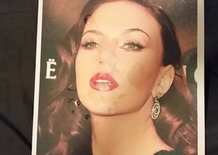 Cum Tribute - Scarlett Johansson