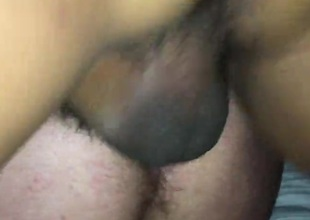 Pre-Loaded Cum Hole