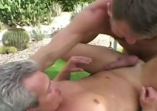 Horny nasty of the first water body sexy guy blows