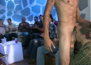Gay orgy close by hot blowjobs
