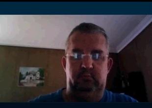 Paja abuelo argentino webcam