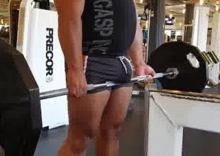 Str8 gym bulge