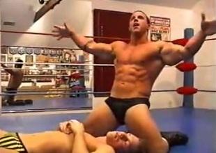 Wrestling Piledriver
