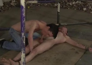 Hot twink scene A Sadistic Trap For Twink Scott