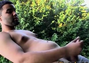 Naked men Dirt Hunting Pissing Boys