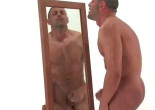 Hot gay blade masturbates for be transferred to cam