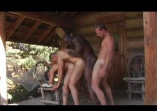 Suana Orgy